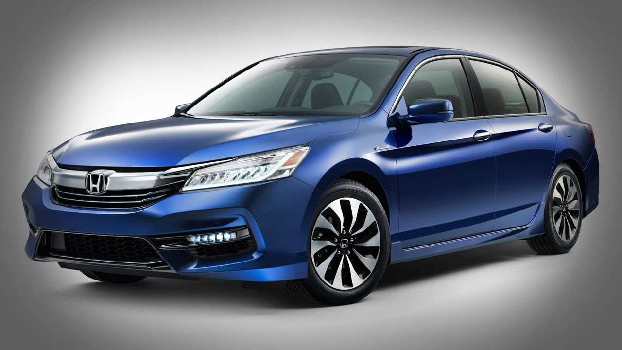 2017 Honda Accord Hybrid #8