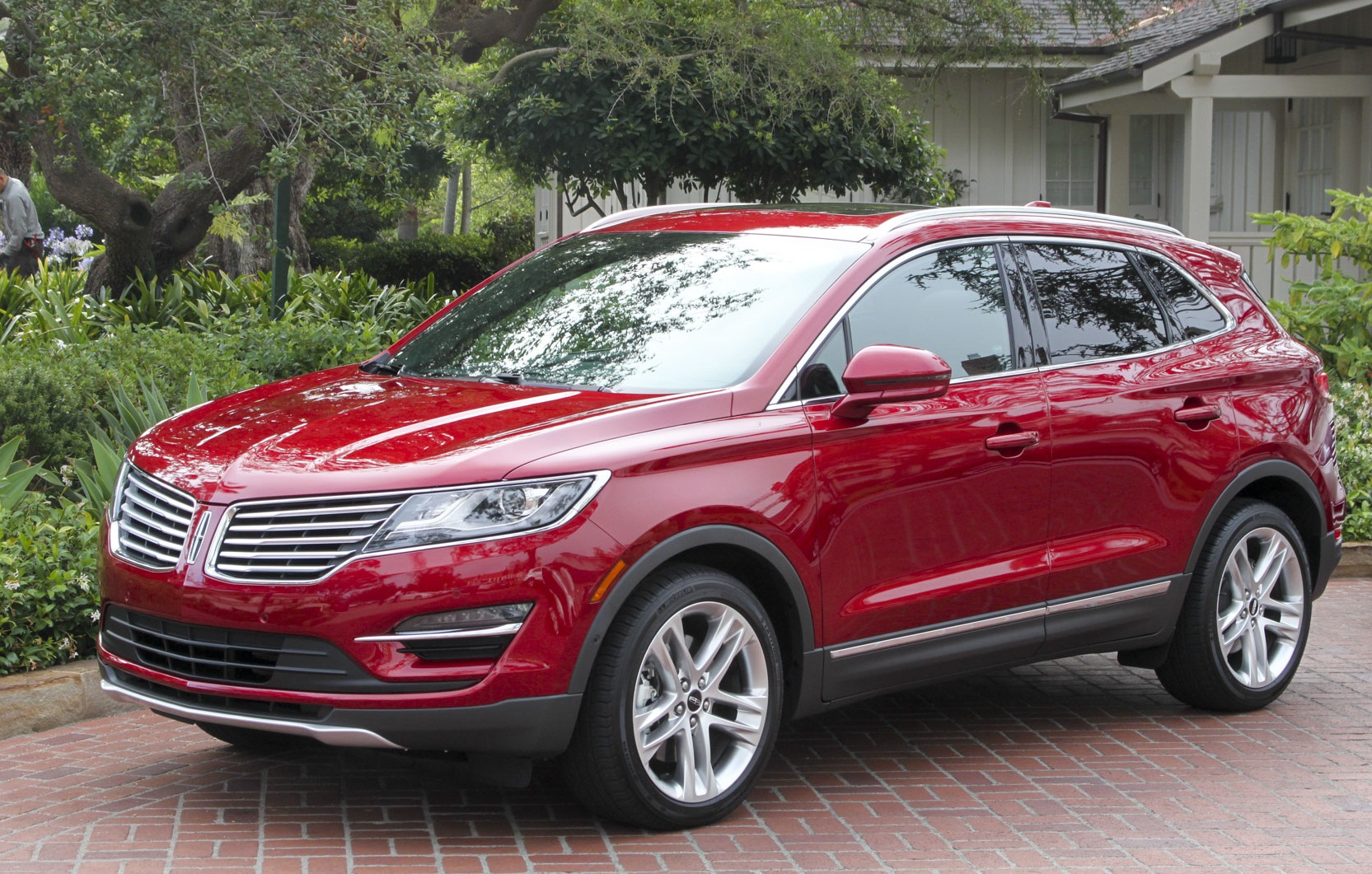 2017 Lincoln Mkc Photos Informations Articles