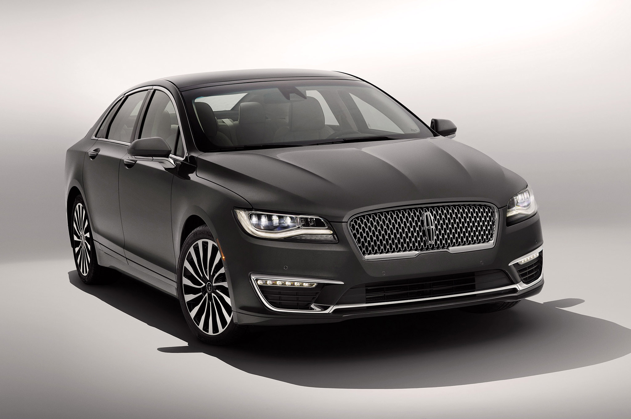 2017 Lincoln Mkz #1