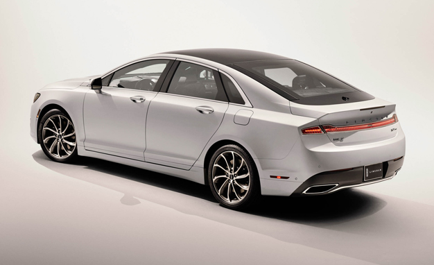 2017 Lincoln Mkz #7