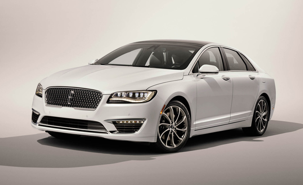 2017 Lincoln Mkz #4