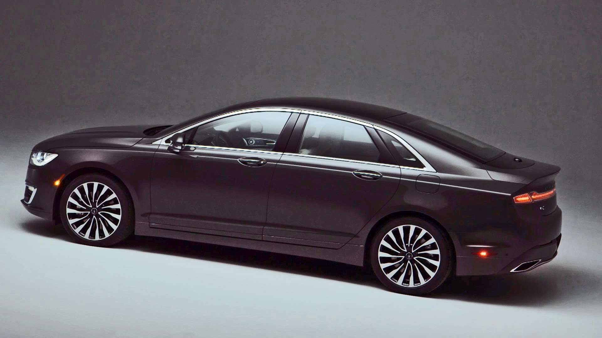 2017 Lincoln Mkz #8