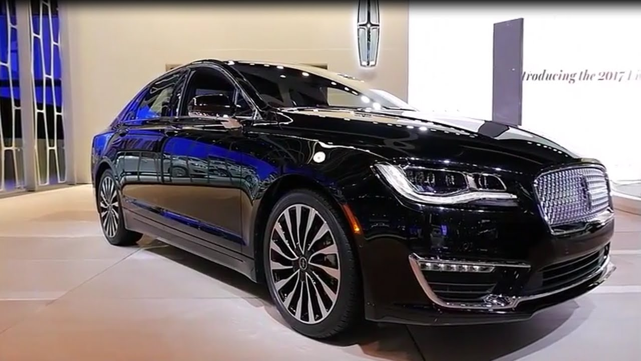 2017 Lincoln Mkz #5
