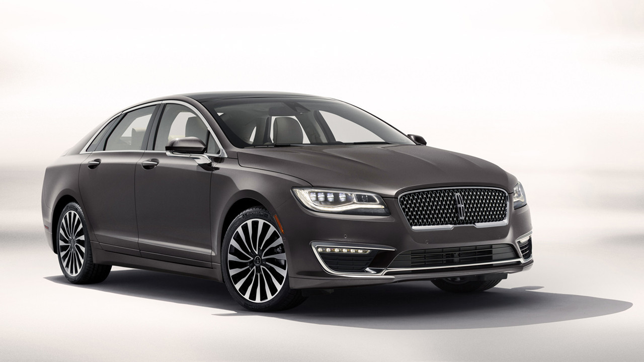 2017 Lincoln Mkz #15