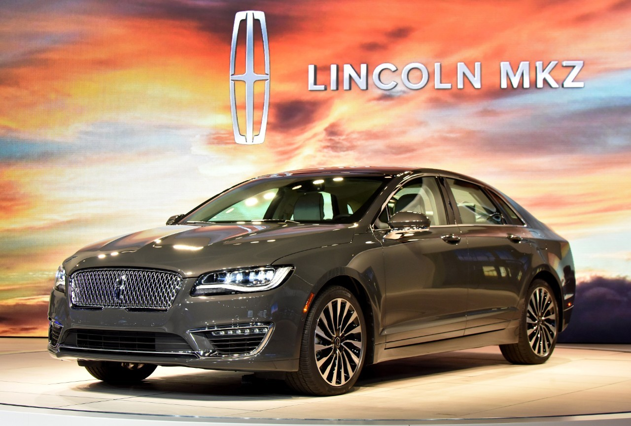 2017 Lincoln Mkz #14