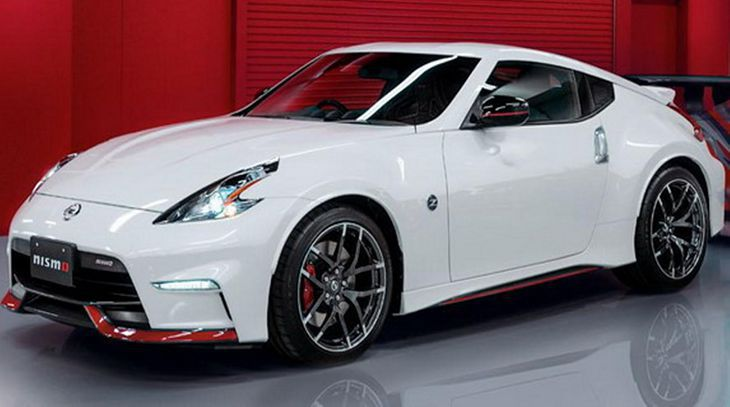 2017 Nissan 370z Photos Informations Articles Bestcarmag Com