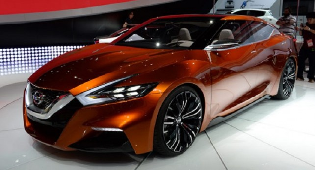 2017 Nissan Maxima Photos, Informations, Articles ...