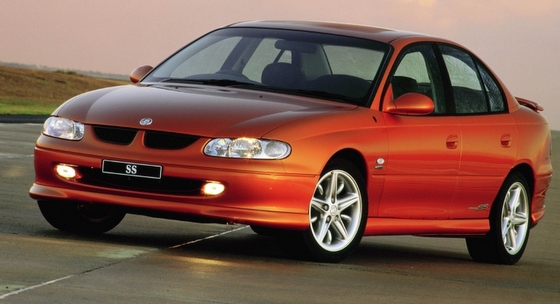 Holden Commodore #15