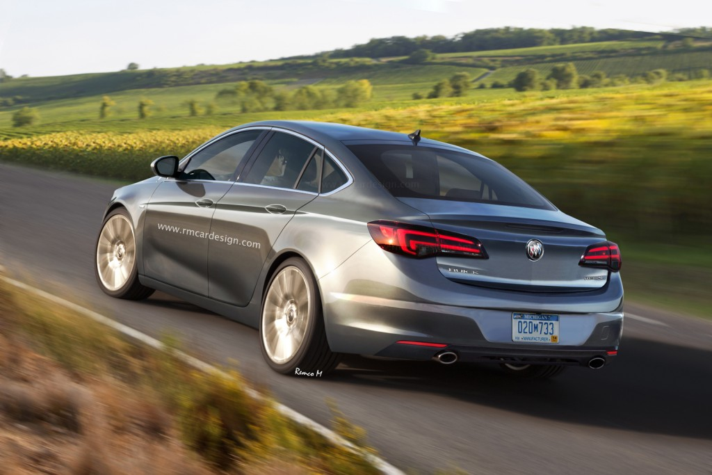 2018 Buick Regal 1
