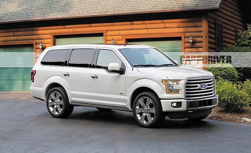 2018 Ford Expedition #1