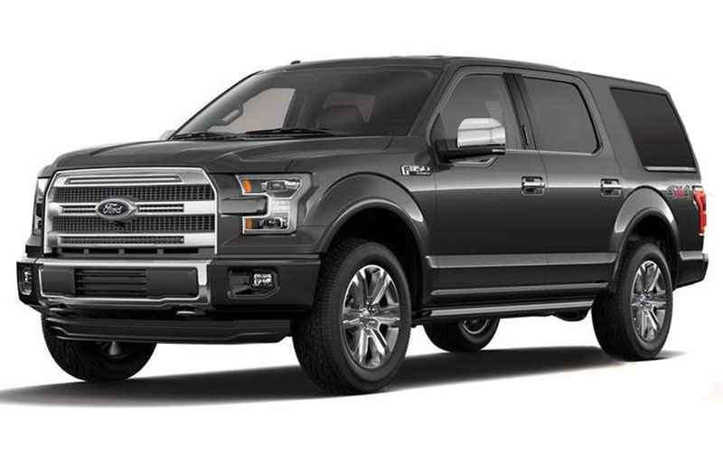2018 Ford Expedition #2