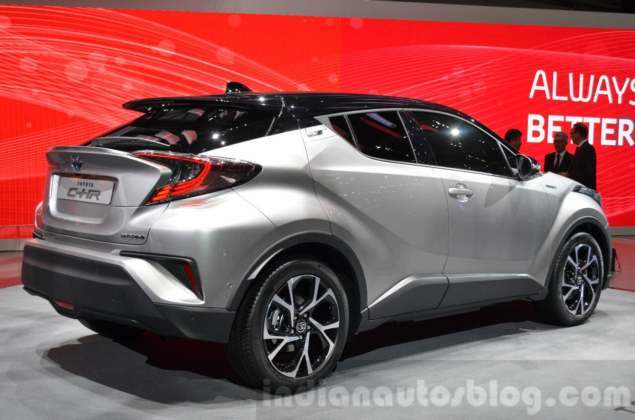 2018 Toyota C-hr Photos, Informations, Articles