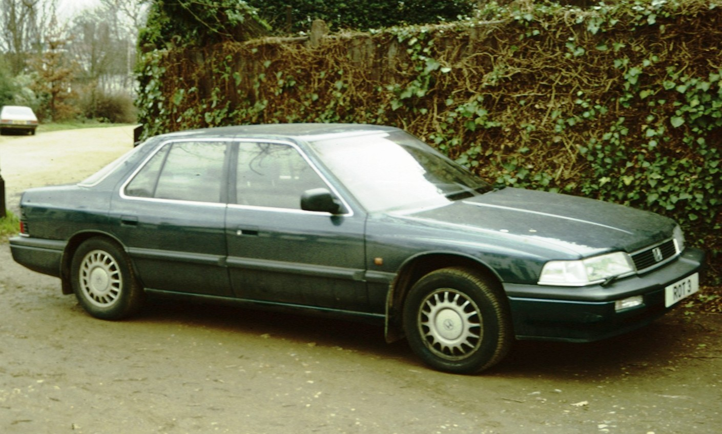 1988 Honda Legend #1