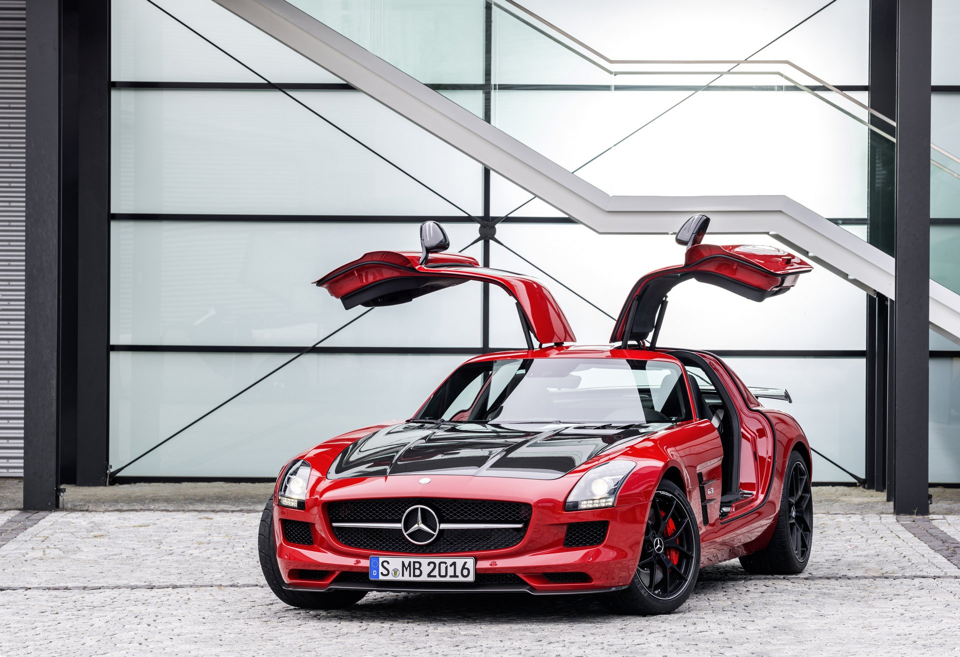 Mercedes Benz Sls Amg Gt Final Edition #14