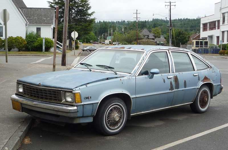 Chevrolet Citation #9