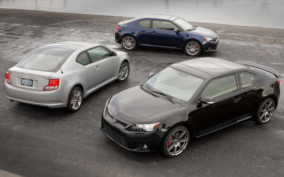 2012 Scion Tc #9