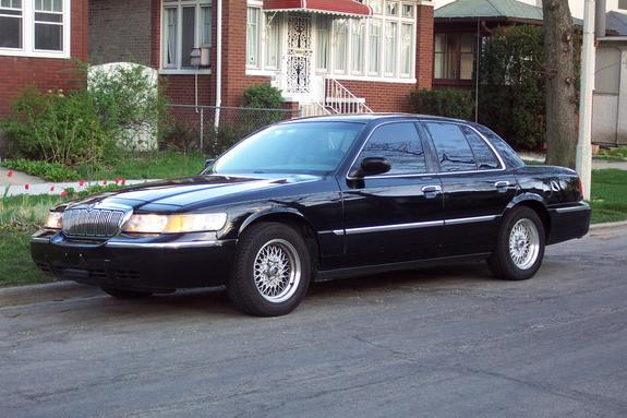 1998 Mercury Grand Marquis #7