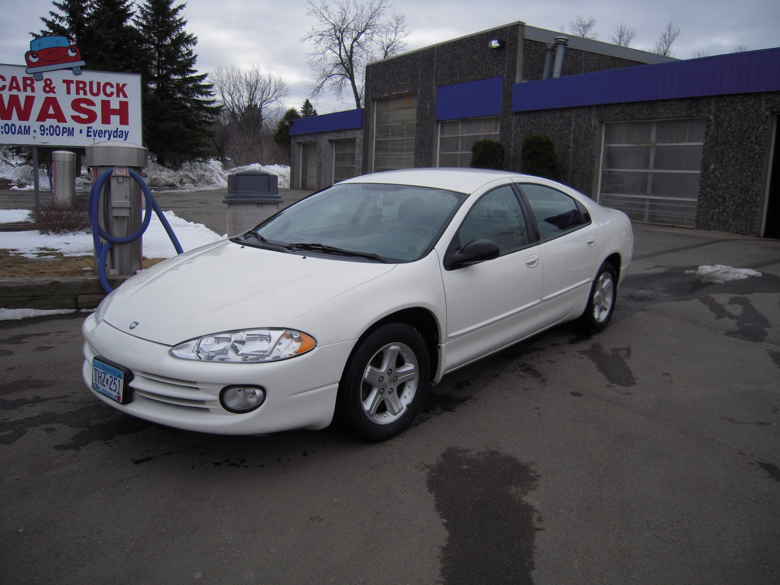 2004 Dodge Intrepid #5