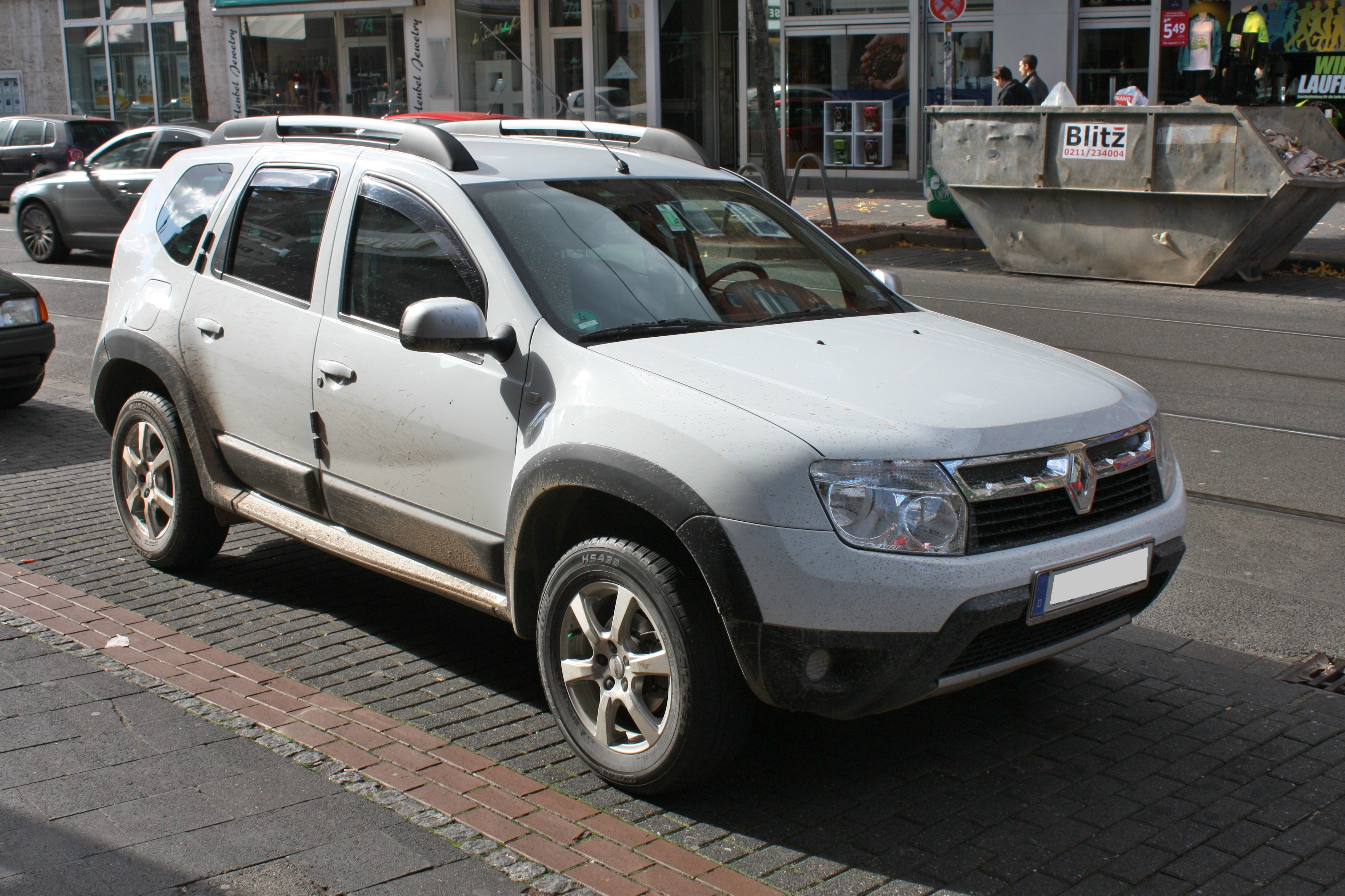 2012 Renault Duster #9