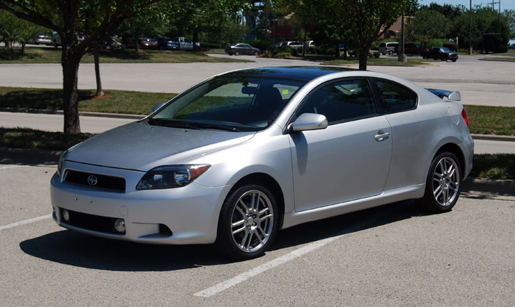 2006 Scion Tc #4
