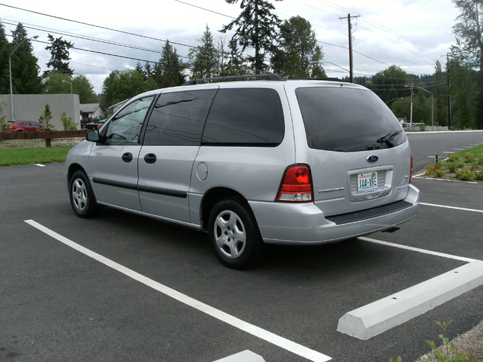2007 Ford Freestar #7