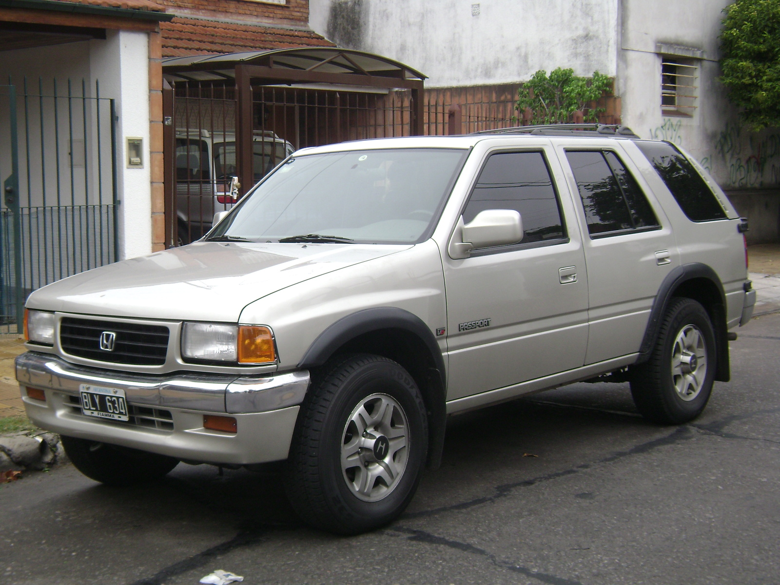 Honda Passport #14