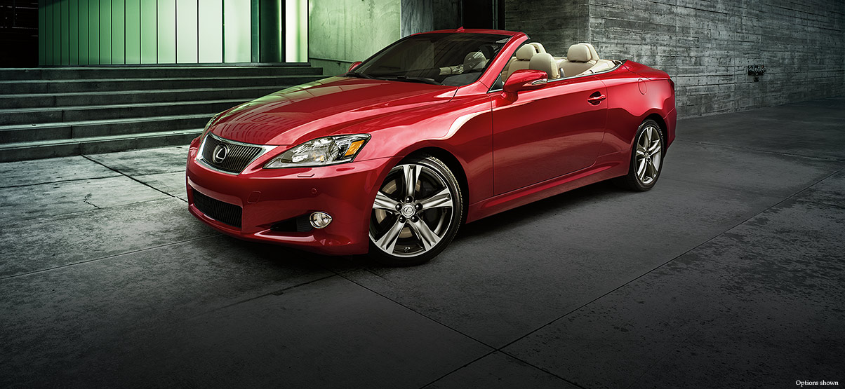 2015 Lexus Is 250 C #1