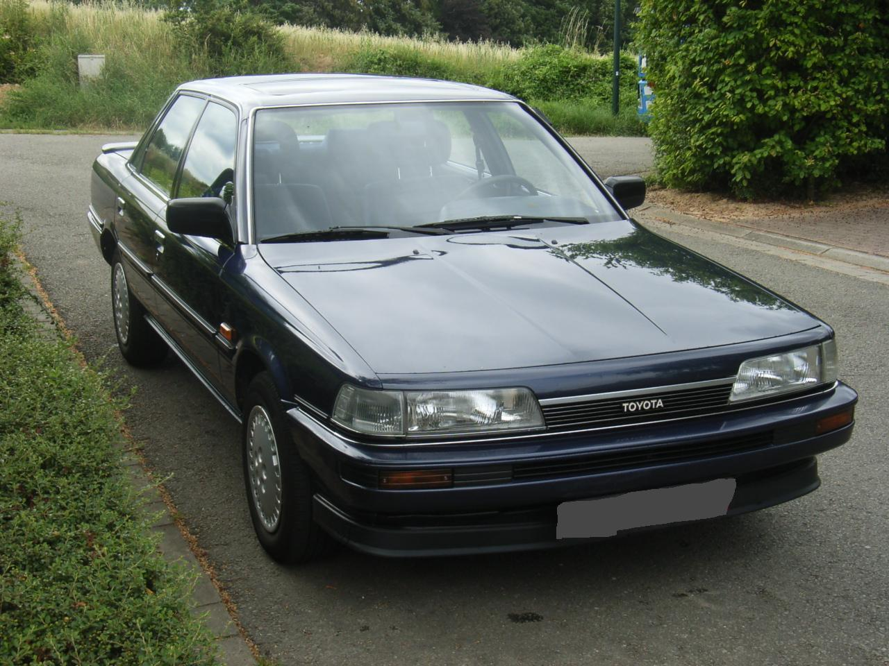 1990 Toyota Camry Photos Informations Articles Cressida Wiring Diagram 7
