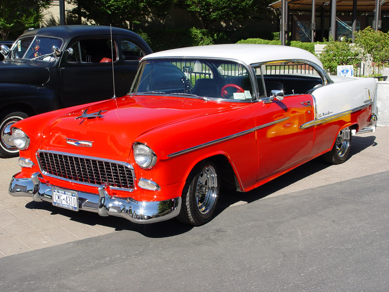 1955 Chevrolet Bel Air #3