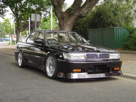 1992 Nissan Laurel #14