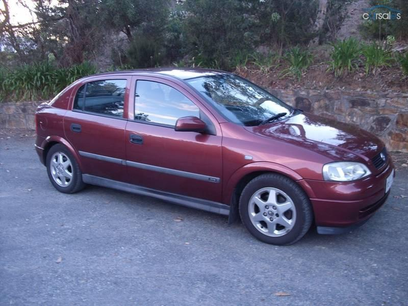 2000 Vauxhall Astra Photos Informations Articles Bestcarmag