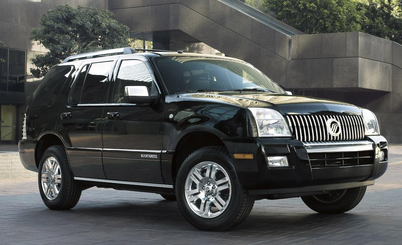 2010 Mercury Mountaineer #8