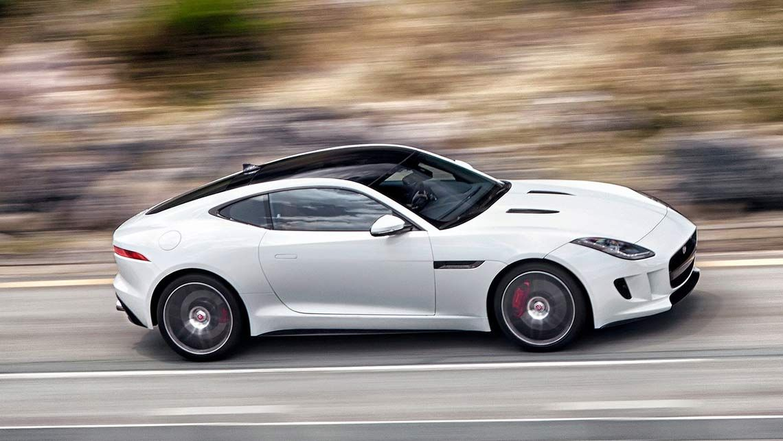 Jaguar F-type #6