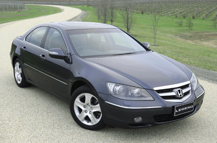 2003 Honda Legend #2