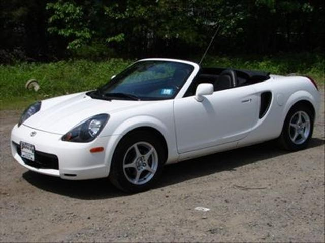 Toyota Mr2 Spyder #7