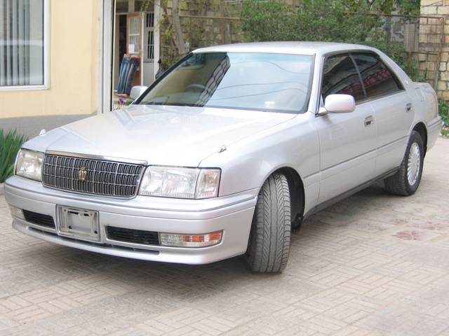 1997 Toyota Crown #7