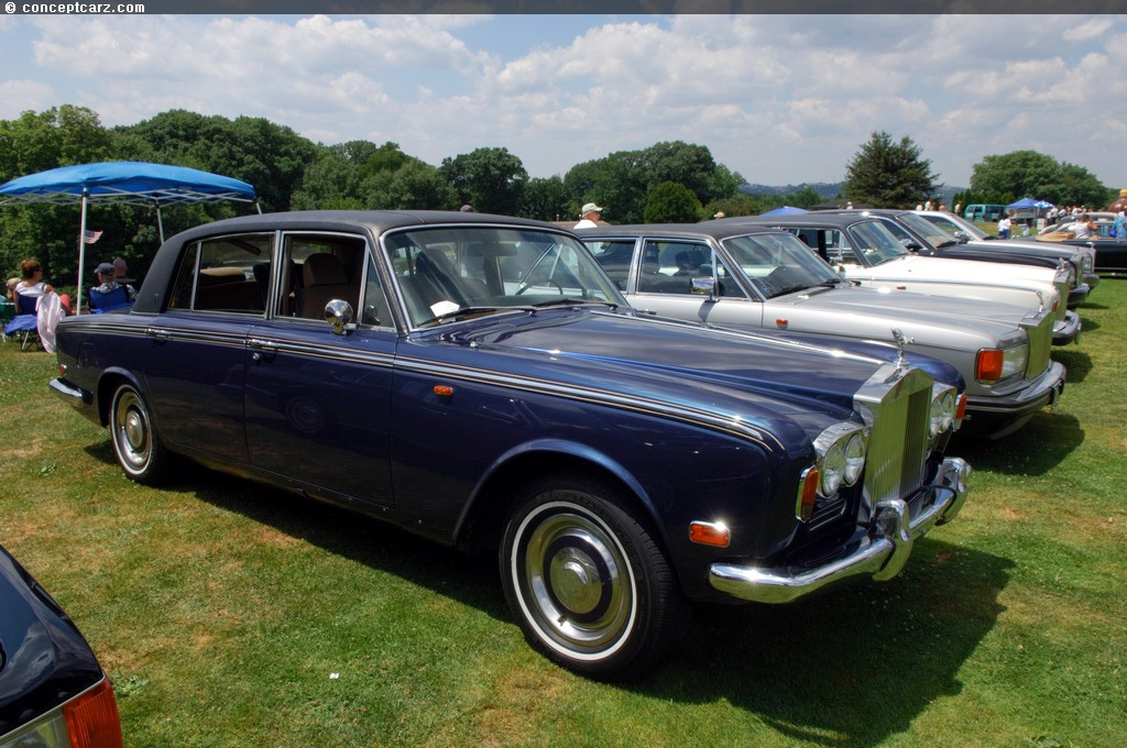 1973 Rolls royce Silver Shadow #6