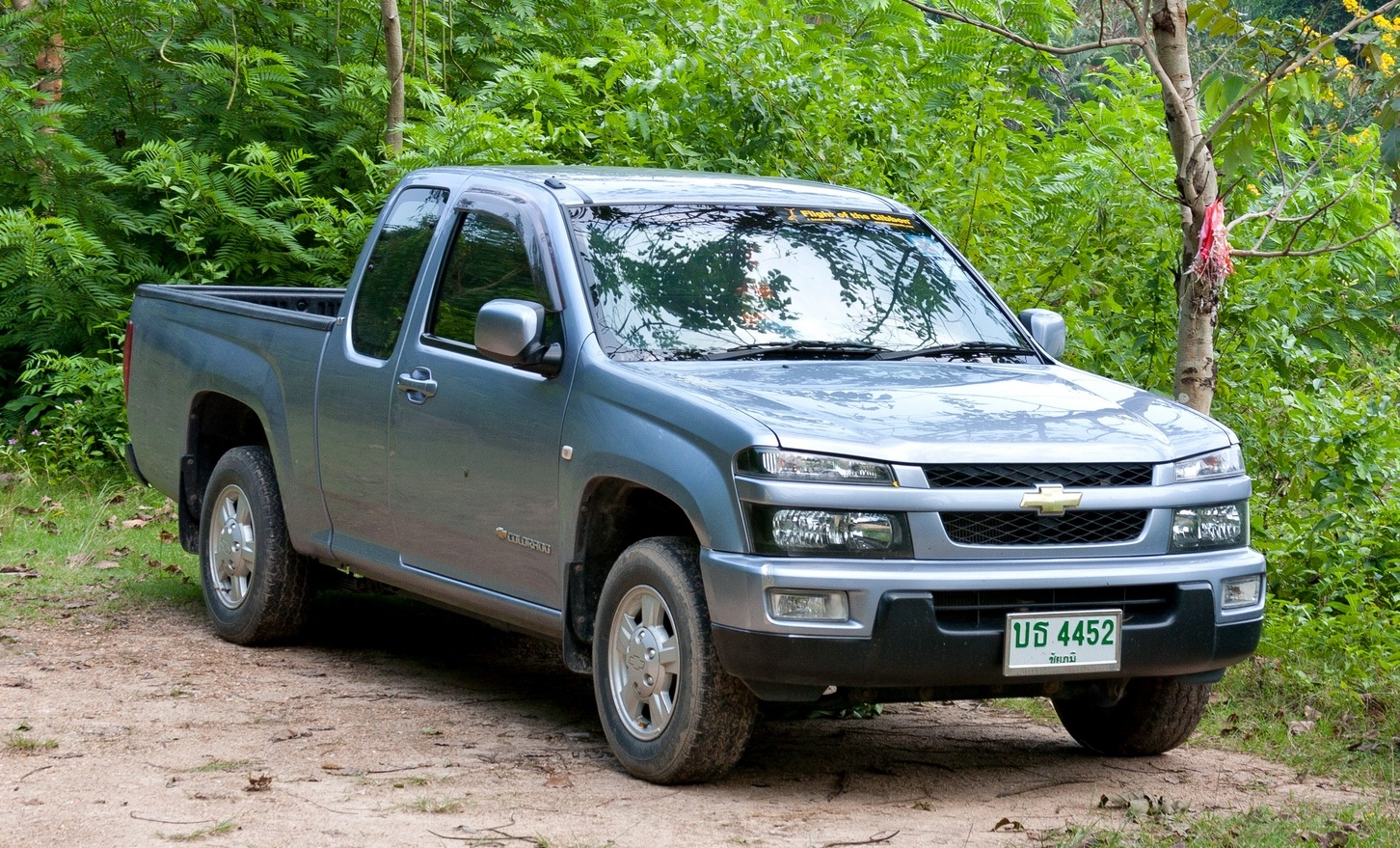 Chevrolet Colorado #13