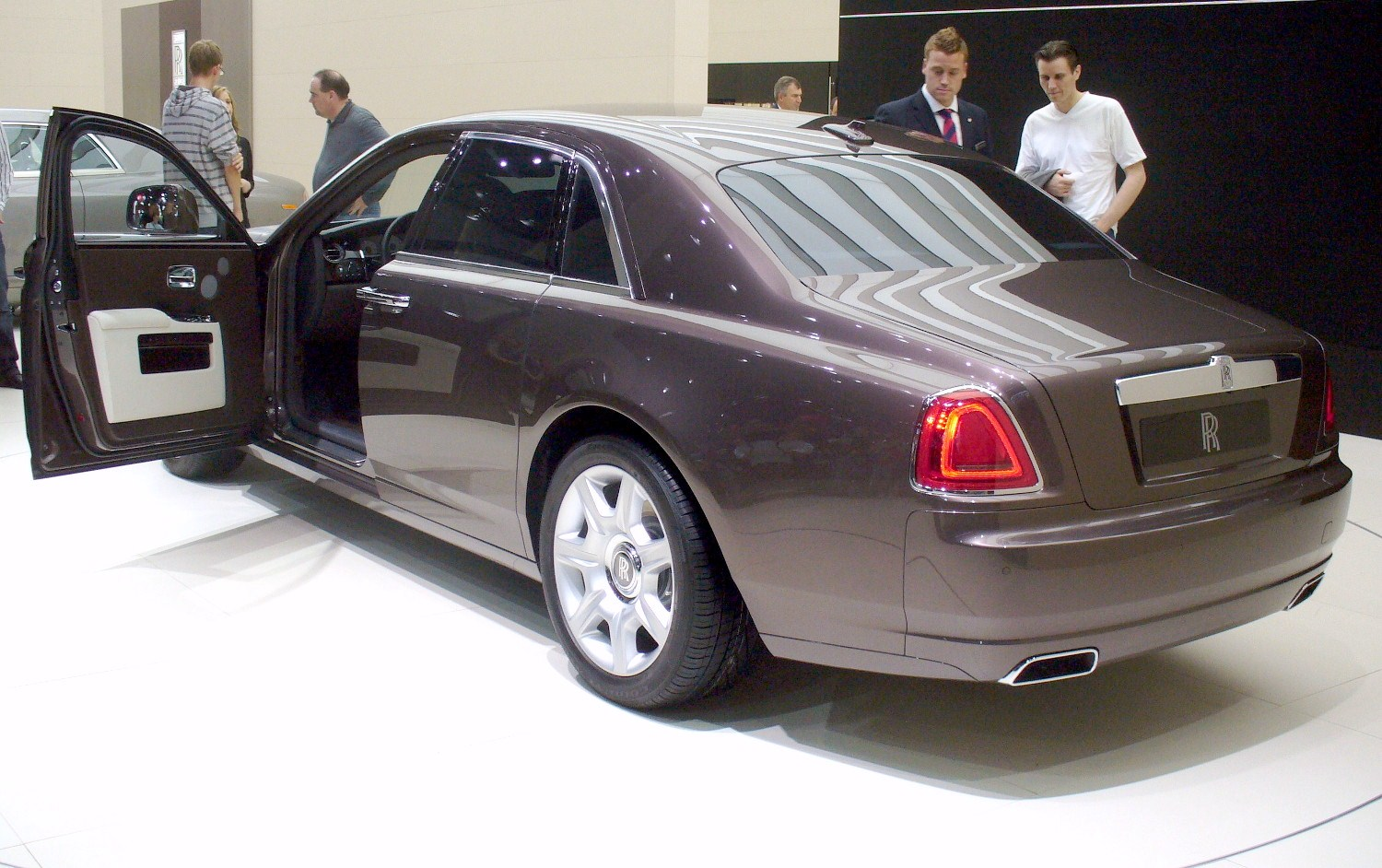 Rolls royce Ghost #4
