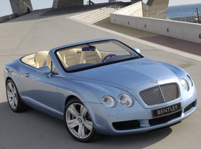2009 Bentley Continental Gtc #9