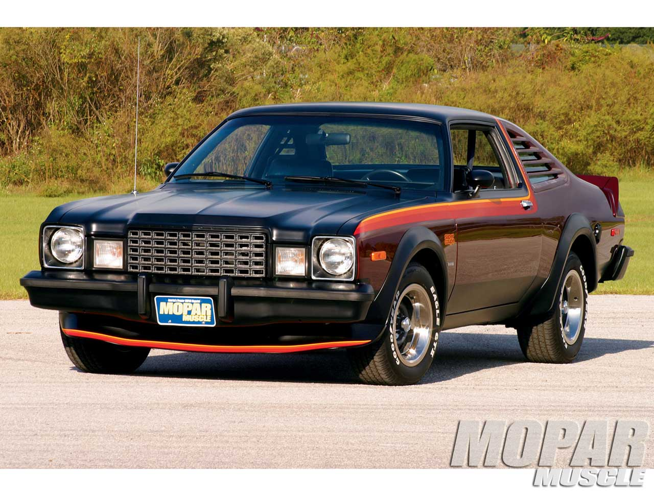 1978 Plymouth Volare #11