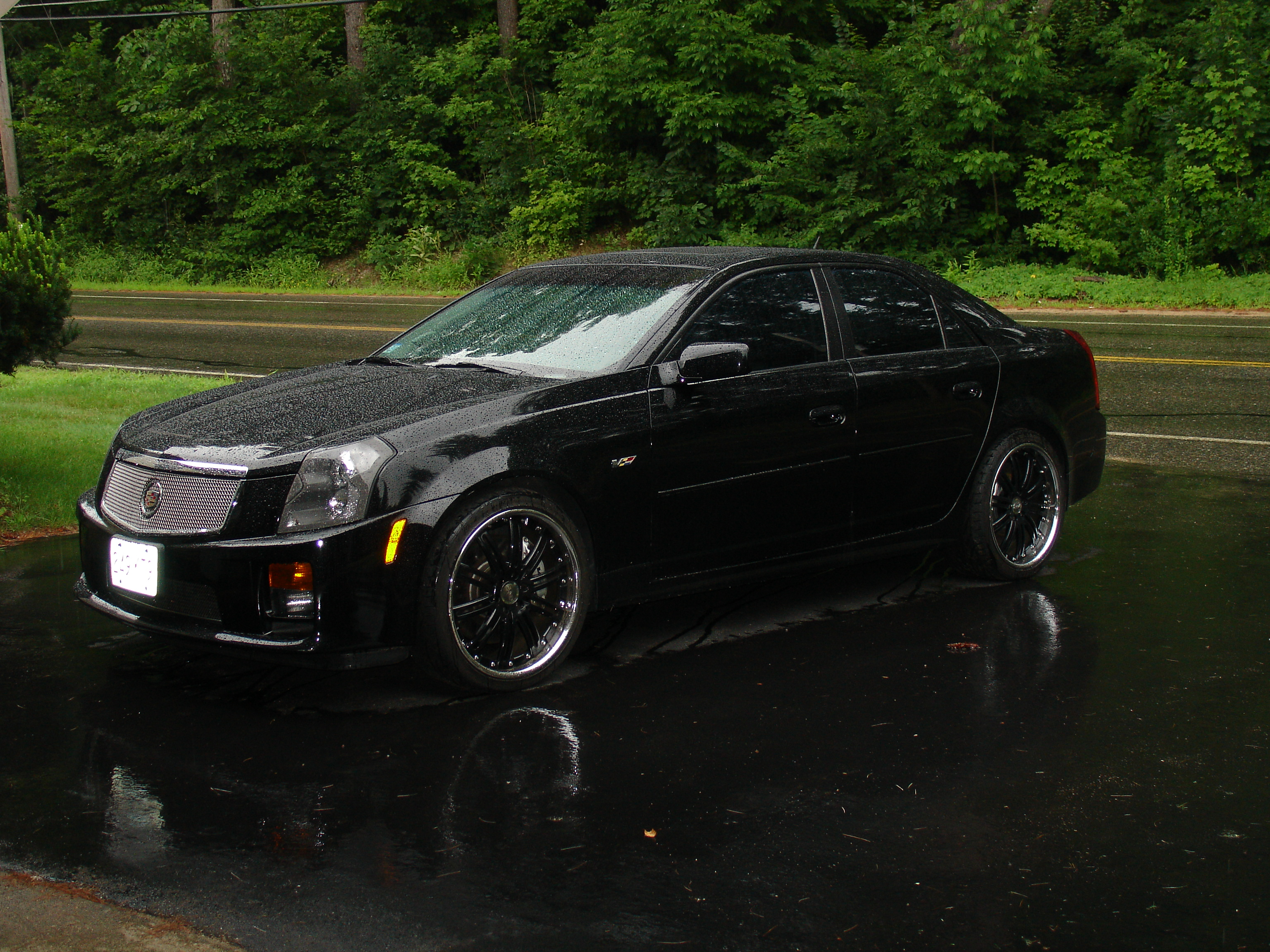 2006 Cadillac Cts Photos  Informations  Articles