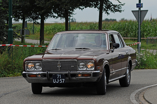1978 Toyota Crown #13