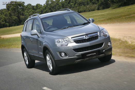 2012 Holden Captiva #10
