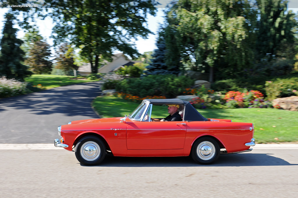 1965 Sunbeam Tiger #5