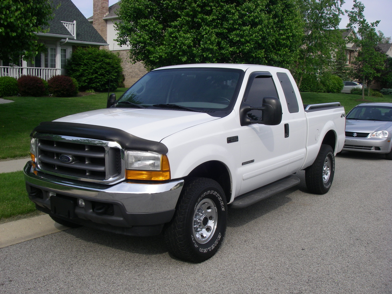 2004 Ford F 250 Super Duty Photos Informations Articles Lariat 17