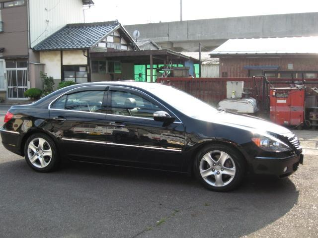 2005 Honda Legend #4