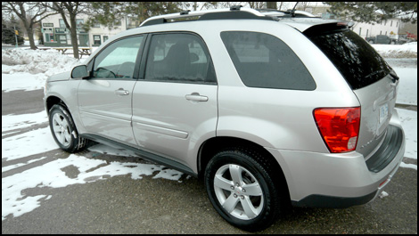 2007 Pontiac Torrent #5