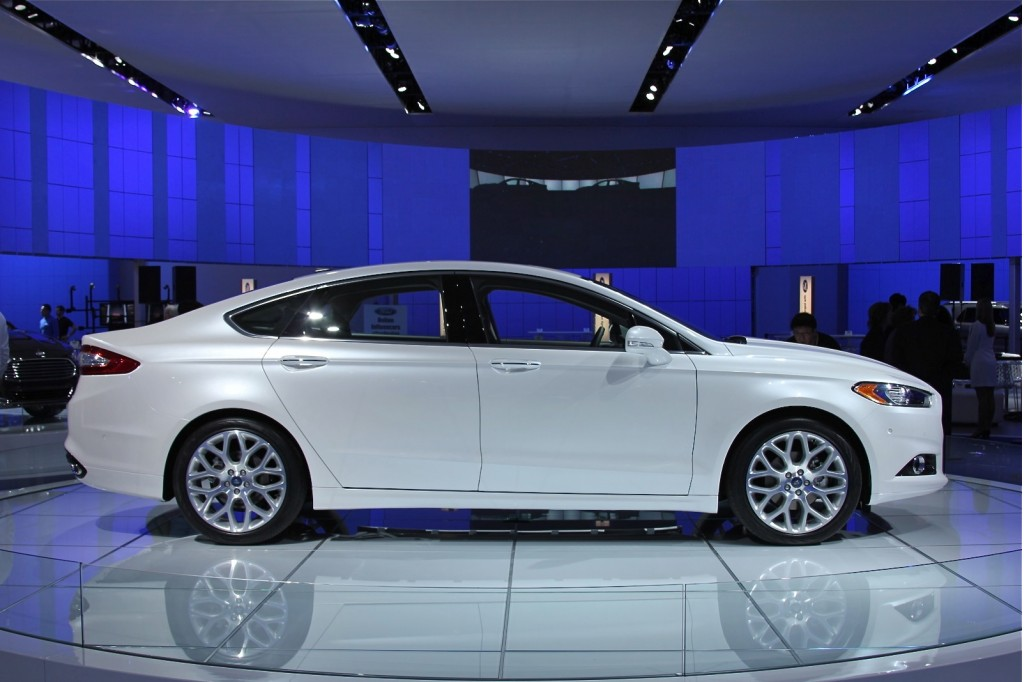 2013 Ford Fusion #4