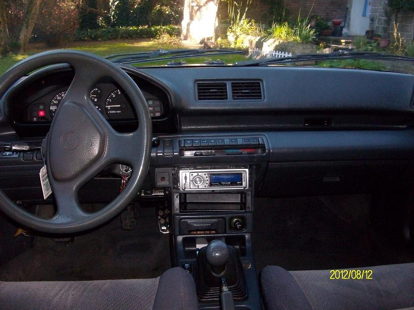 1992 Daihatsu Applause #12